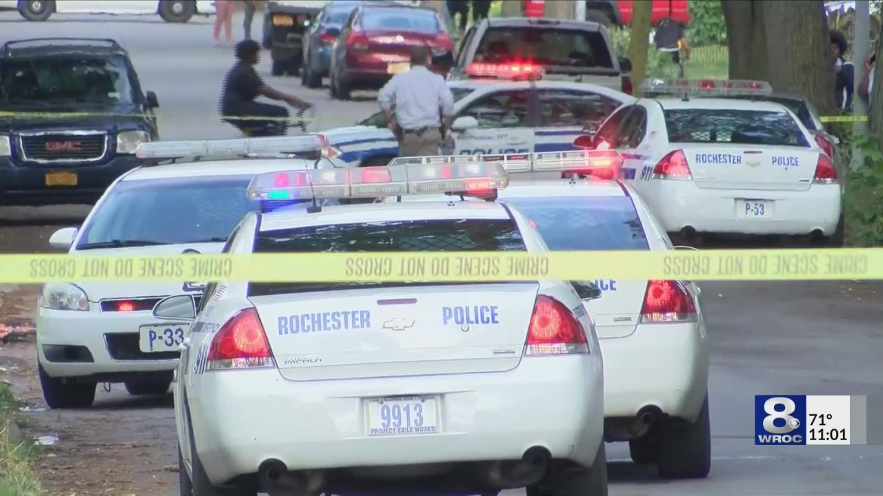 3 arrested following standoff on Shelter St  | RochesterFirst