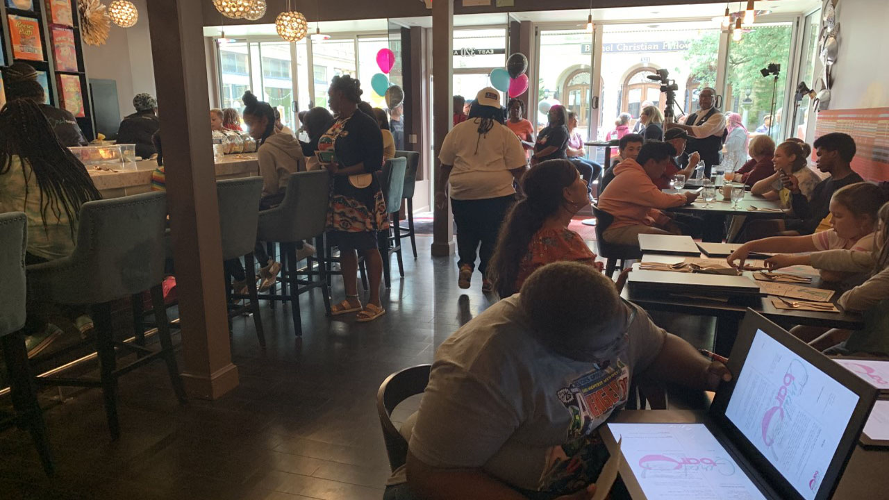 Cereal Bar Opens In Rochester