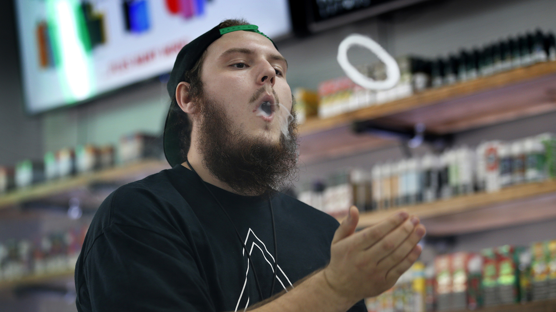 Mint, Menthol: Vape Industry Has Dug Heels In On Flavor