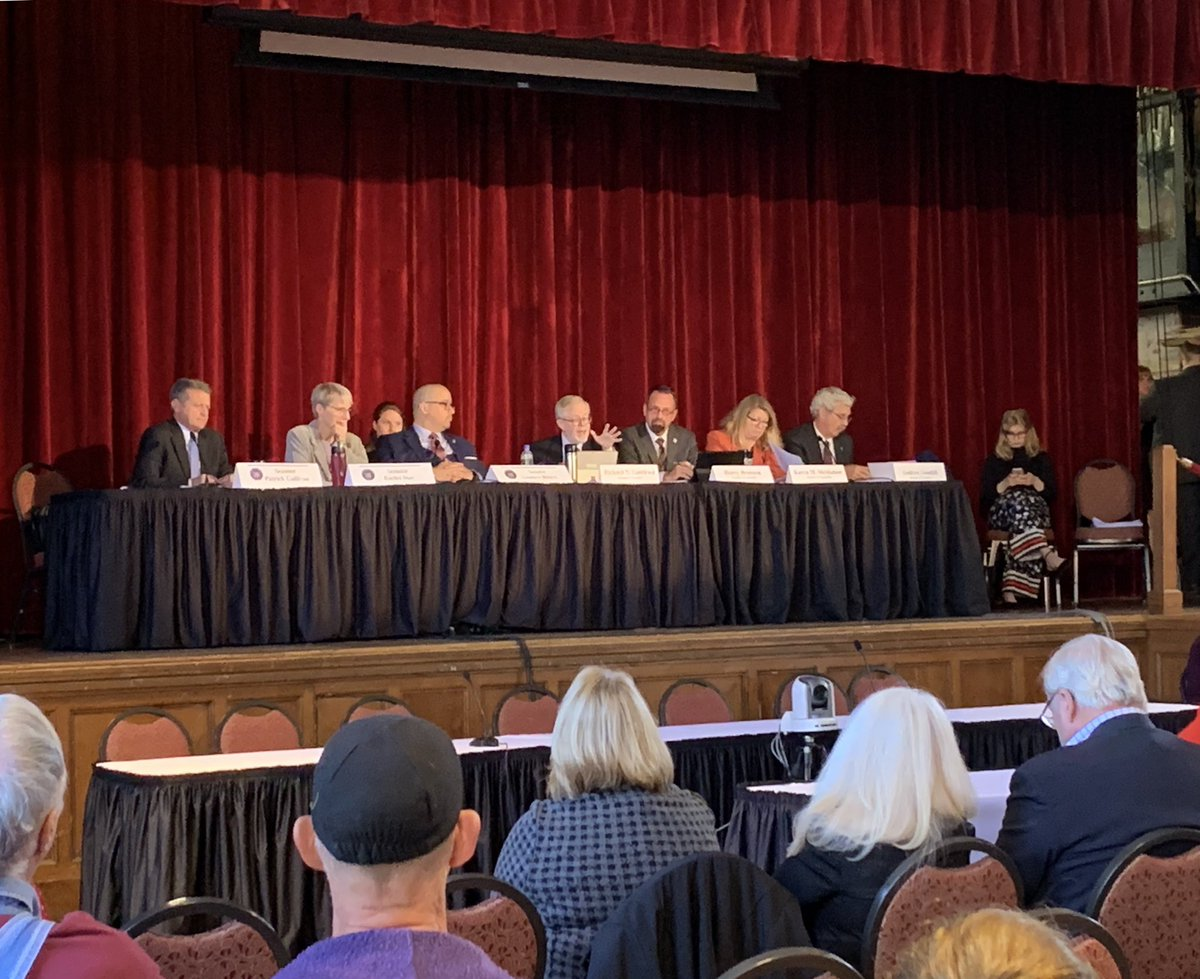 Single-payer health care in NY? State lawmakers hear both sides at U of R