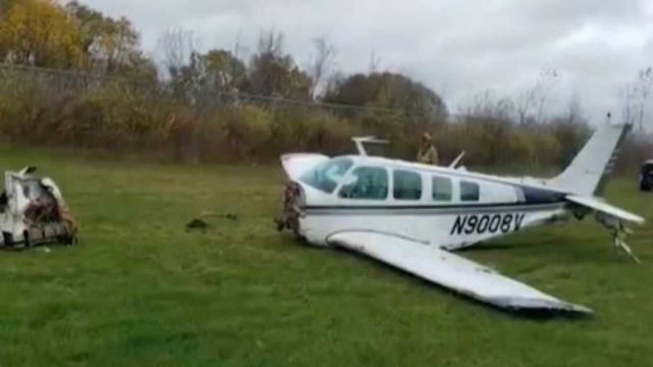 Pilot In Leroy Plane Crash Was Flying Without Required