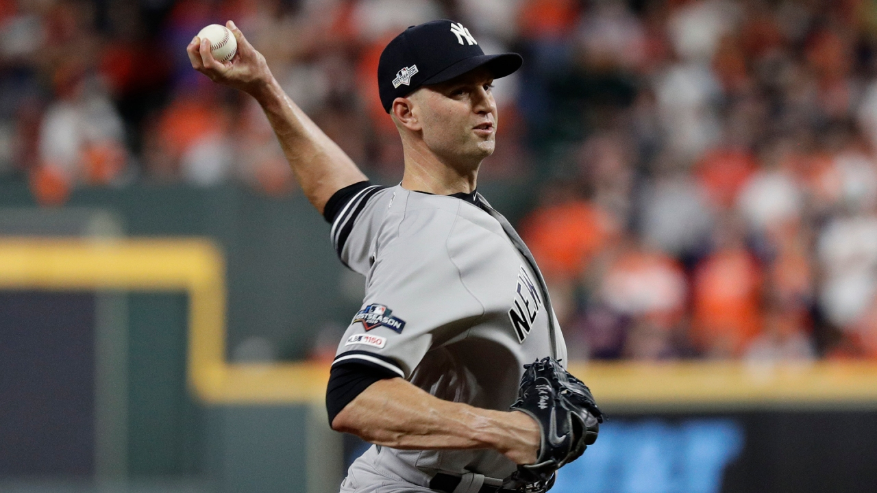Yankees, Astros plan all relievers in ALCS Game 4