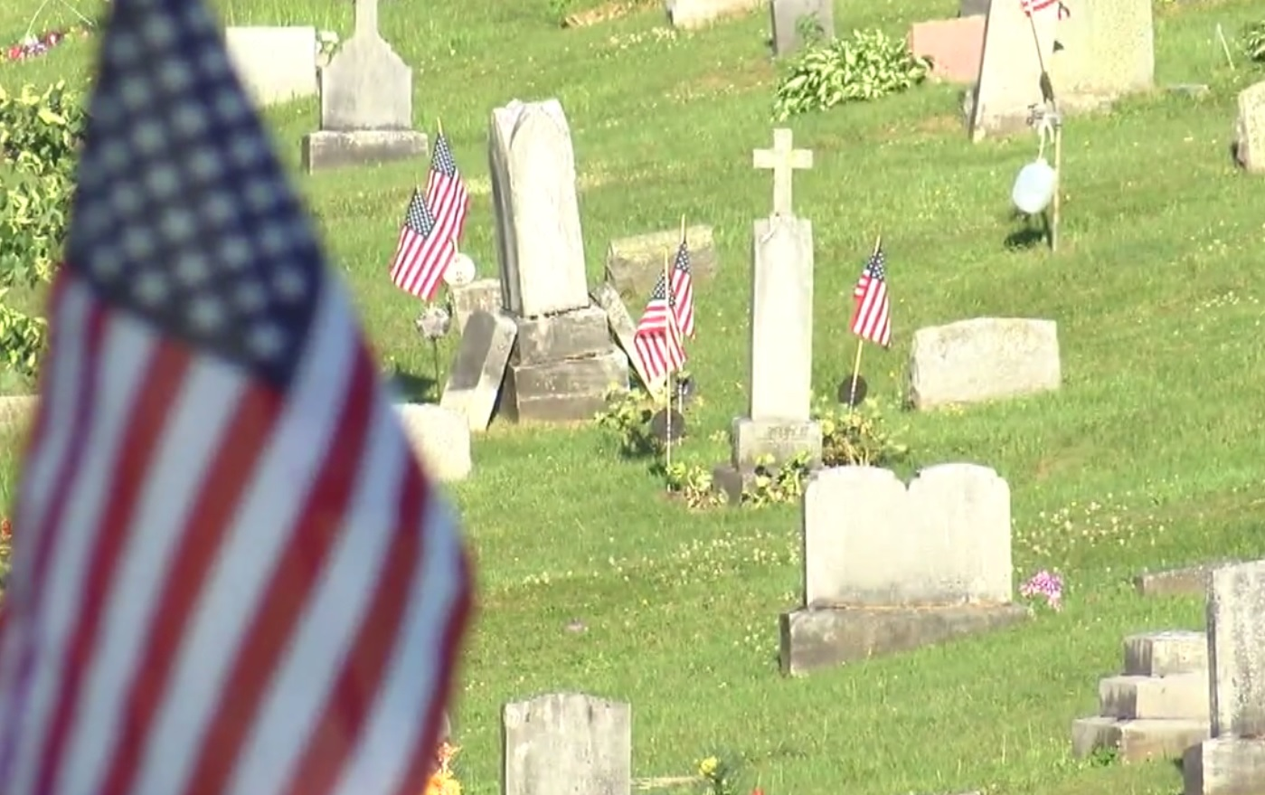 Gov. Cuomo introduces legislation to create a state veterans cemetery