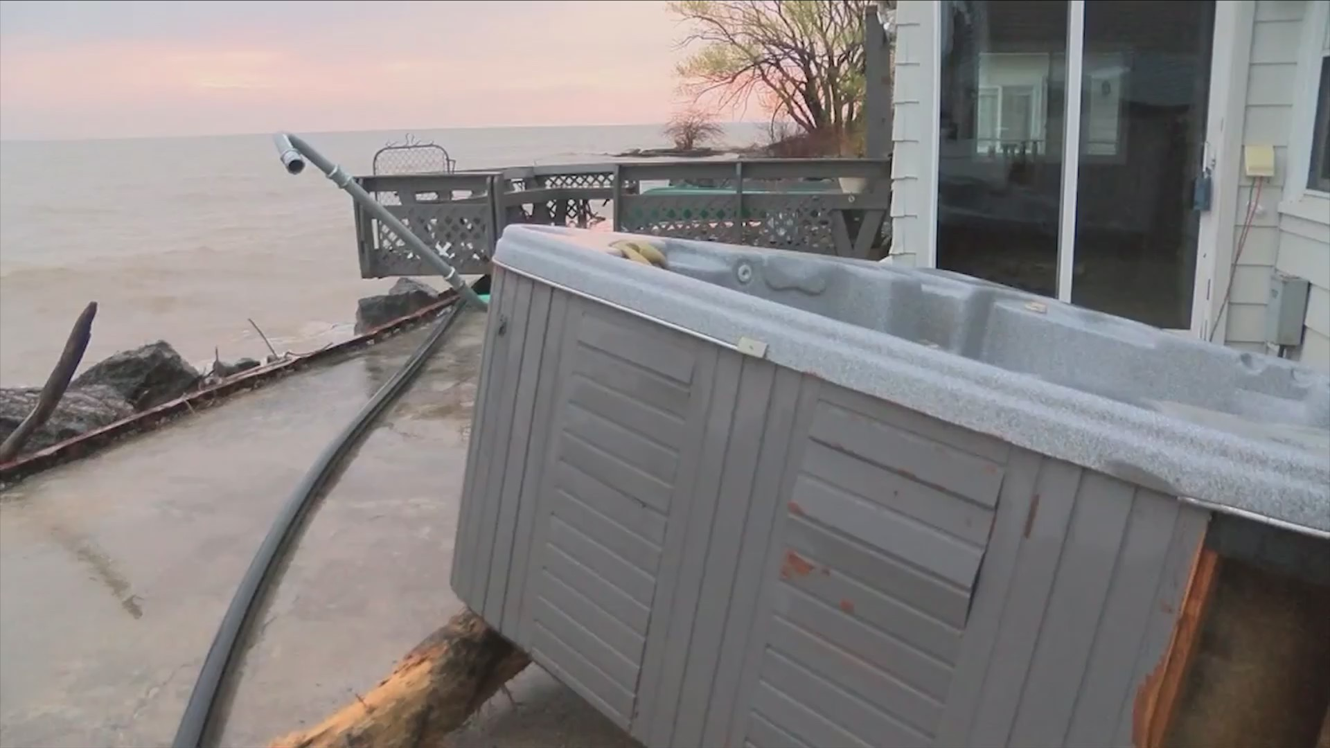 Lake levels already above normal, supervisors say let water out