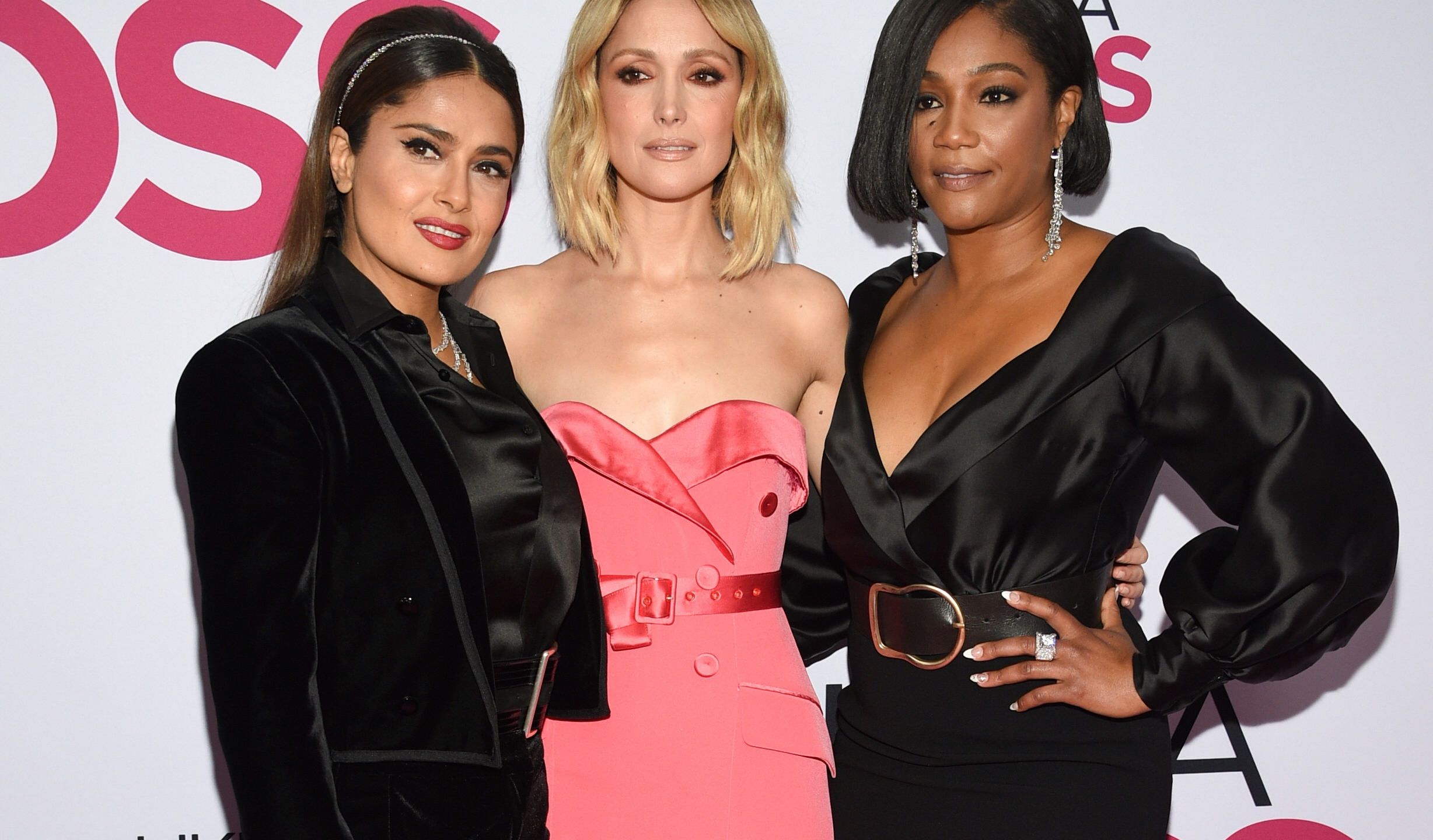 Salma Hayek, Rose Byrne, Tiffany Haddish