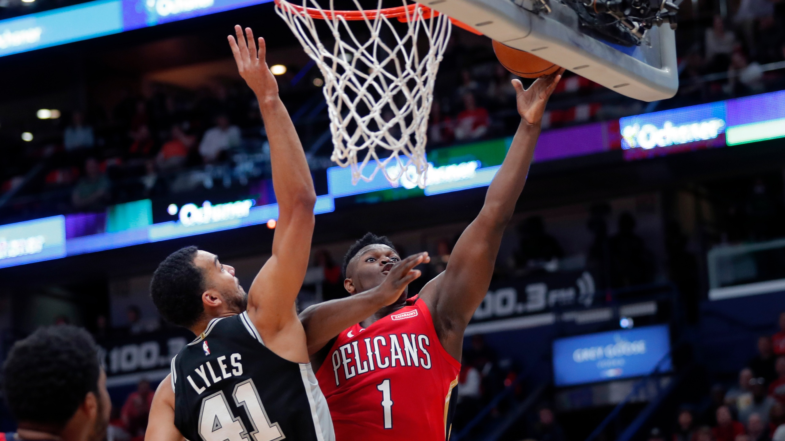 Williamson S 22 In Debut Not Enough For Pelicans Vs Spurs