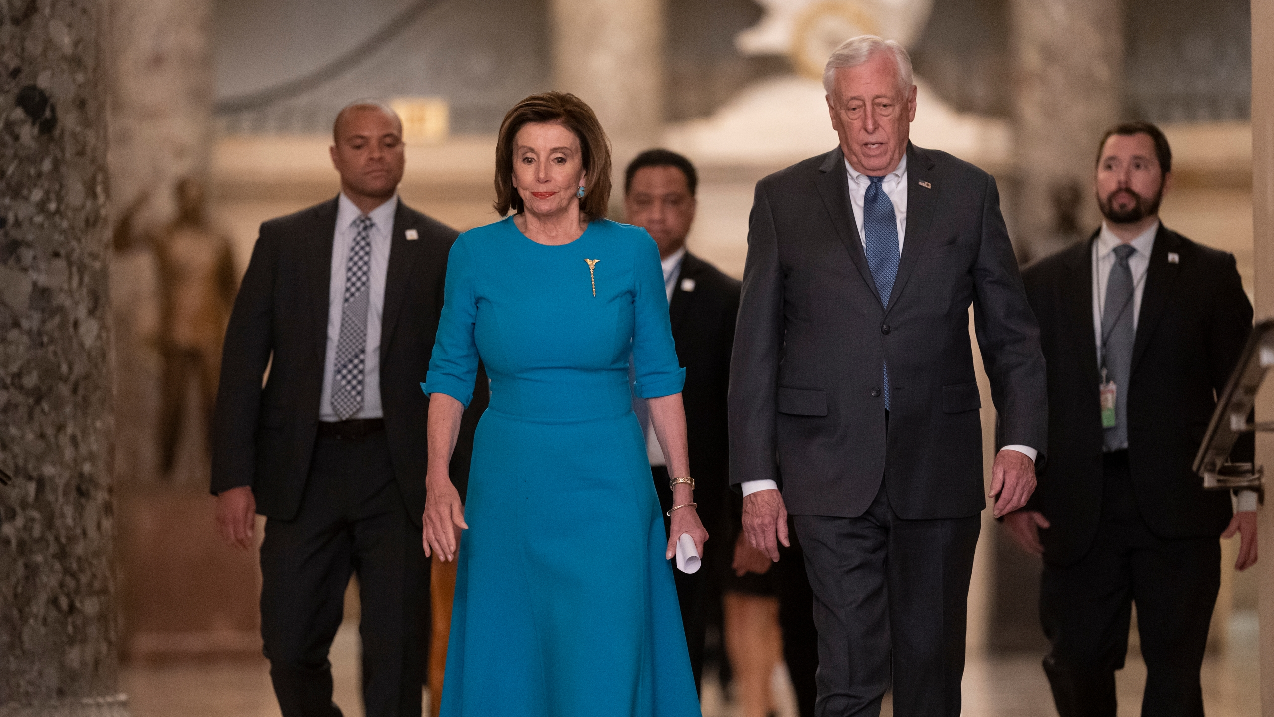 Nancy Pelosi, Steny Hoyer