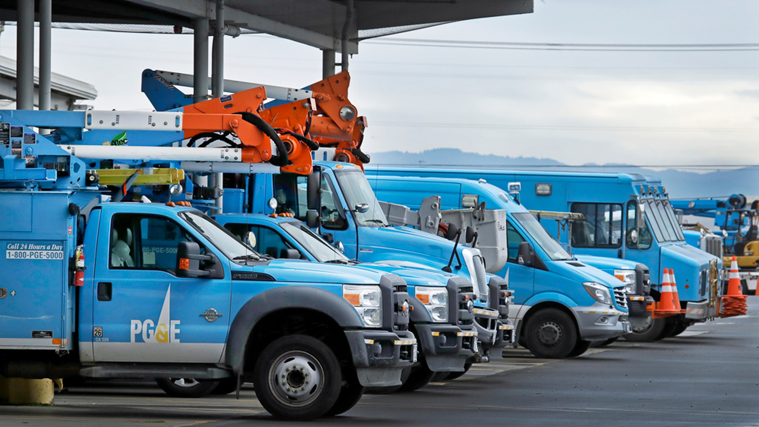 PG & E, PG&E, PACIFIC GAS & ELECTRIC, PACIFIC GAS AND ELECTRIC