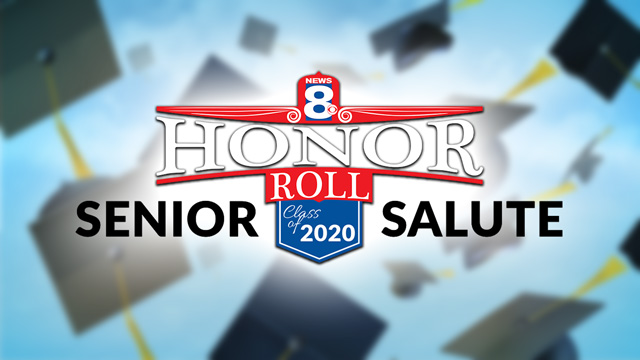 Class of 2020 High School Senior Salute