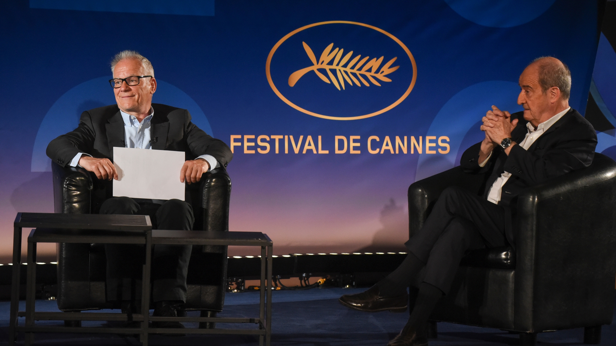 73eme Festival International du Film de Cannes. Revelation de la selection officielle 2020 a l'UGC Normandy. ARNAL
