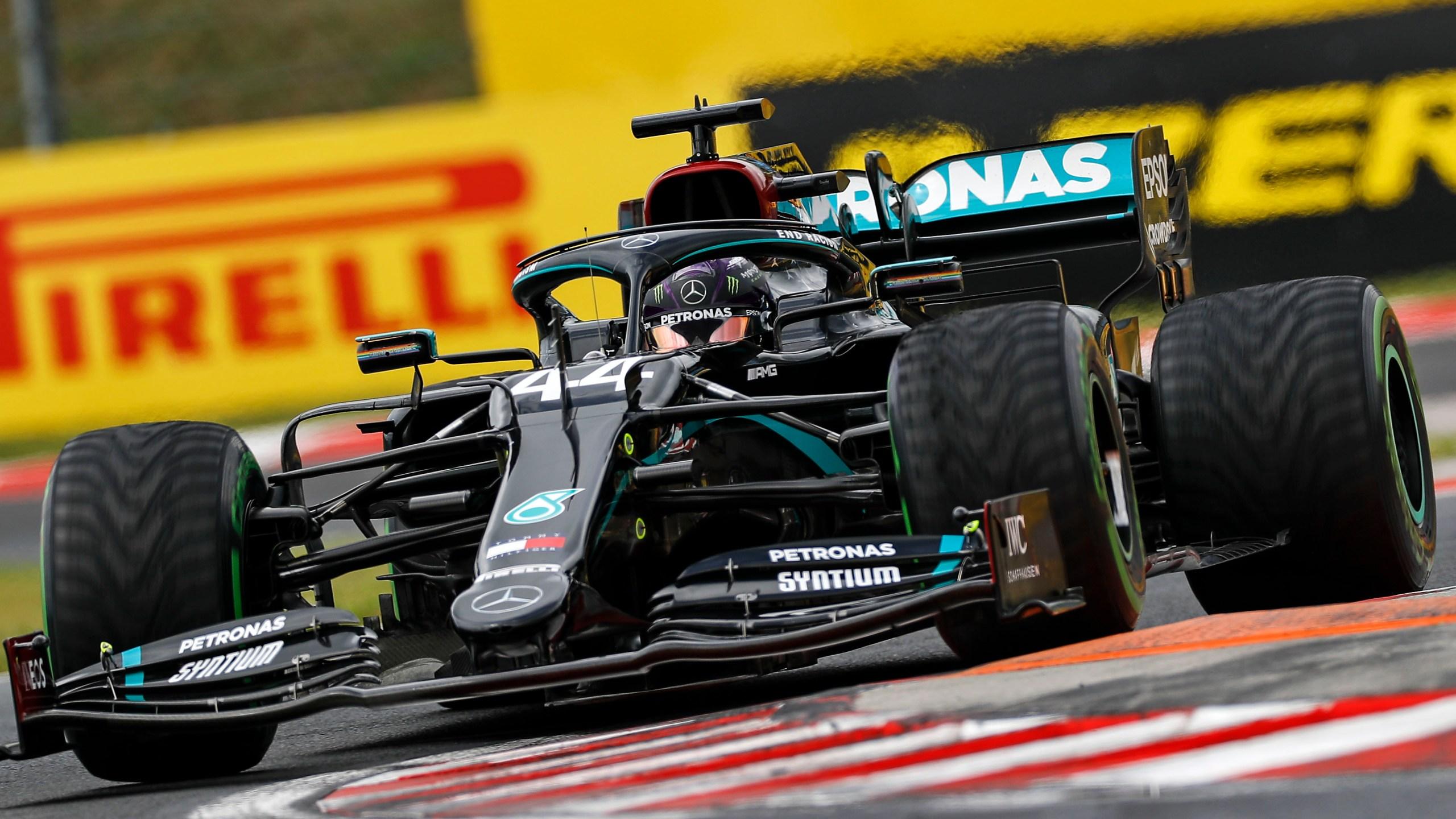 F1 Unkarin Gp 2021