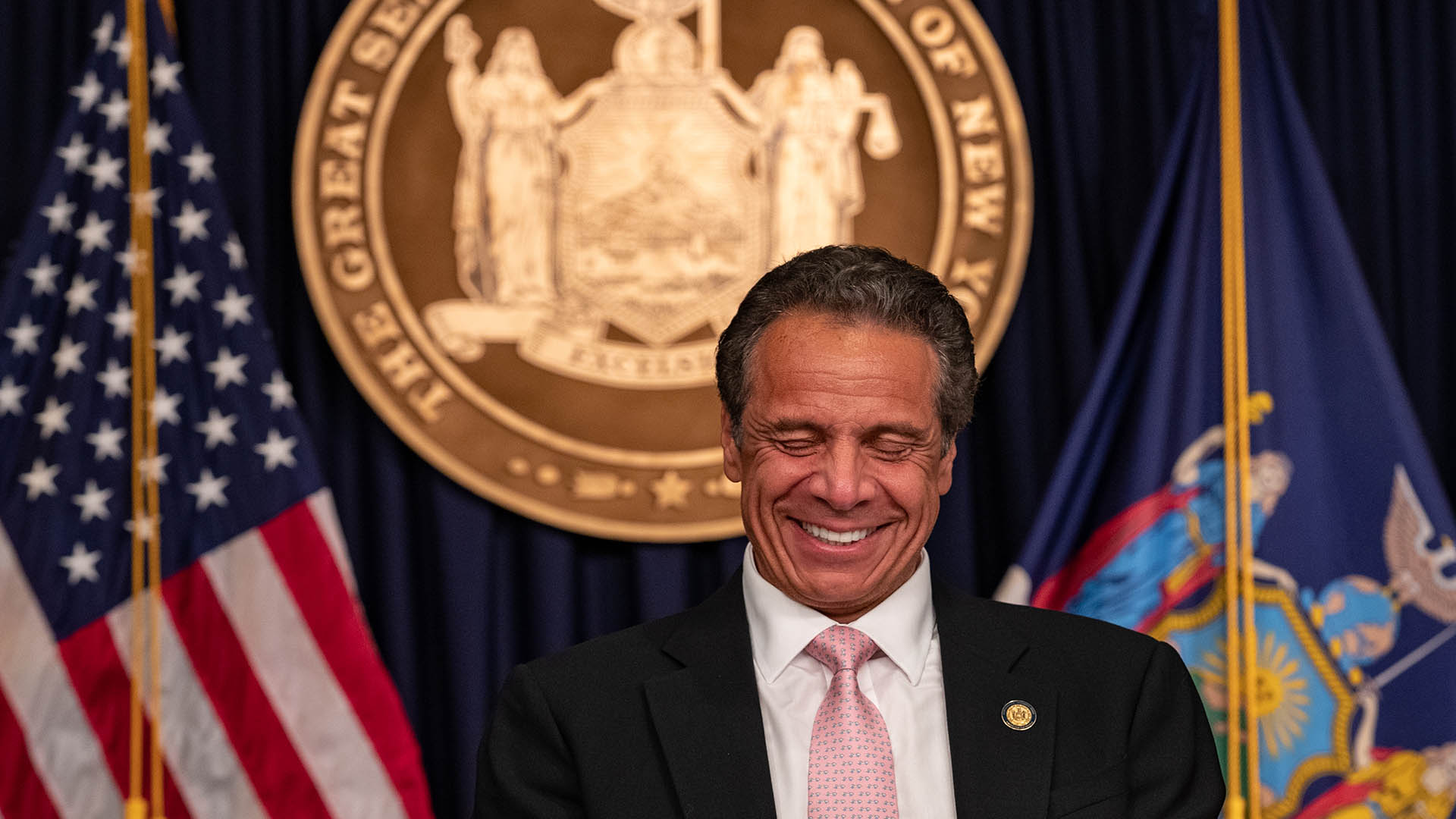 Poll Gov Cuomo S Approval Rating Soaring During Coronavirus Outbreak Rochesterfirst