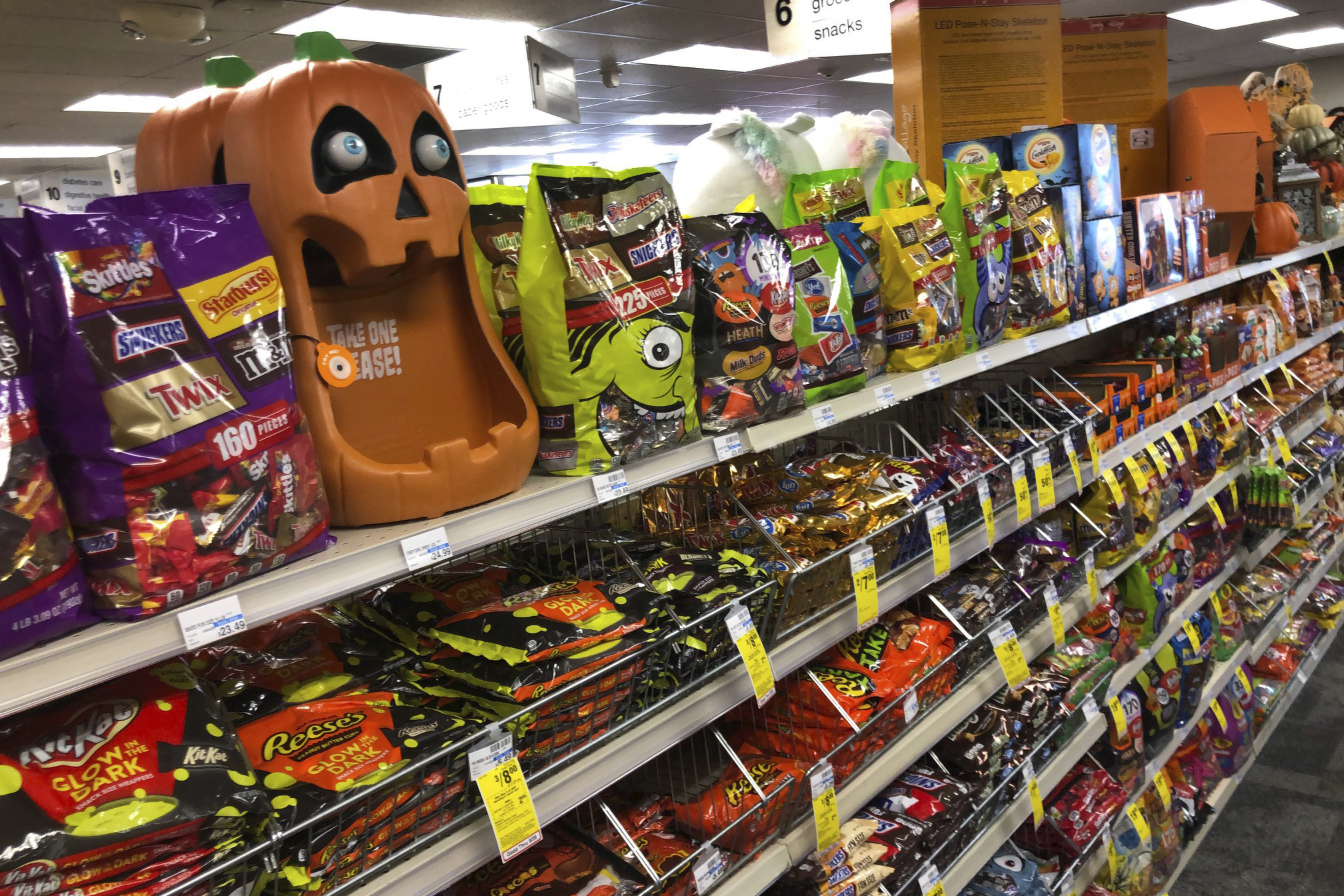 Rochester Wi Halloween Events 2020 Americans load up on candy, trick or treat – or not | RochesterFirst