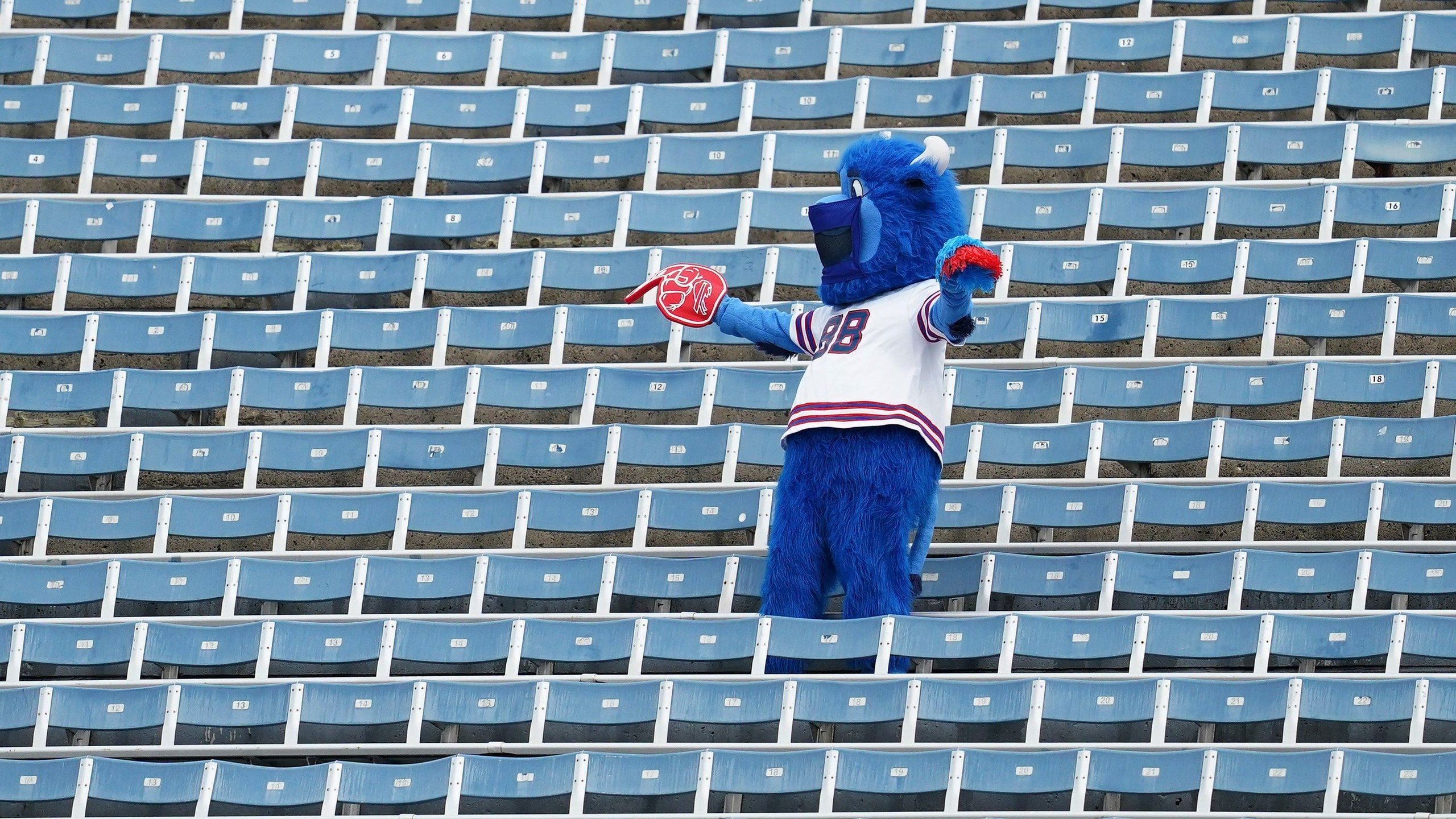 Bills Not Phased By Empty Stadium In Season Opener Rochesterfirst