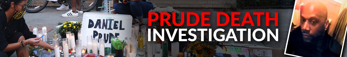 Prude Death Investigation