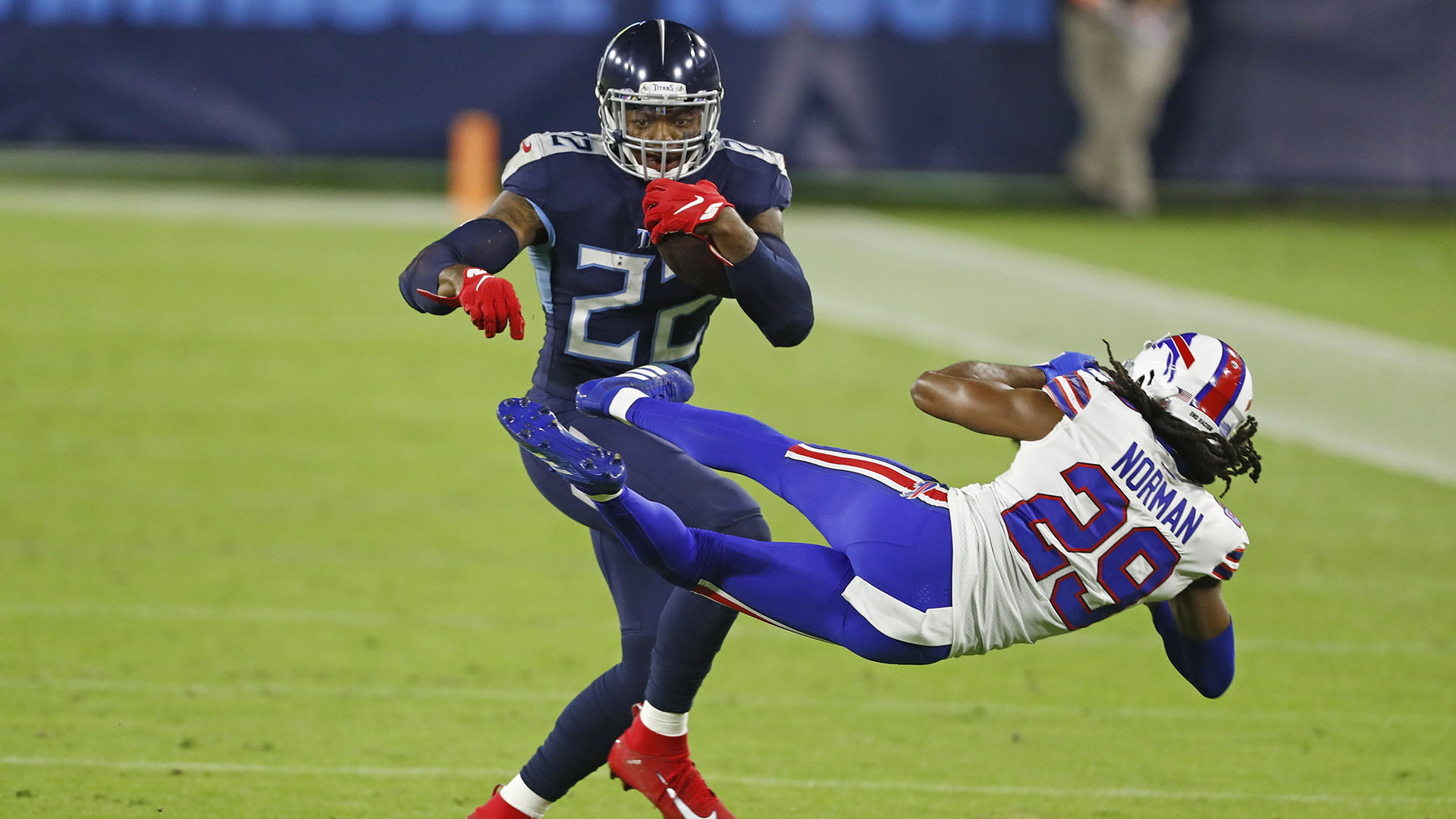 Turnovers Penalties Haunt Bills In First Loss Of The Season 42 16 Blowout Vs Titans Rochesterfirst