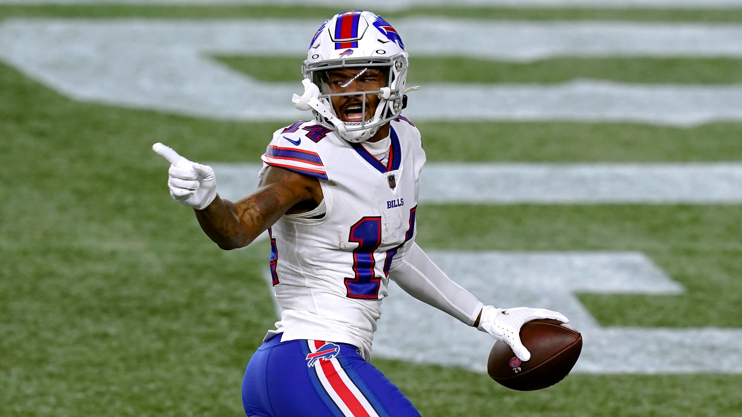 Bills WR Stefon Diggs: 'We don't have to do anything different' when it comes to playoff approach   RochesterFirst