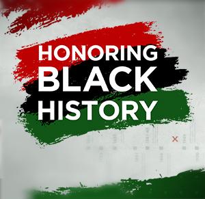 Honoring Black History Logo