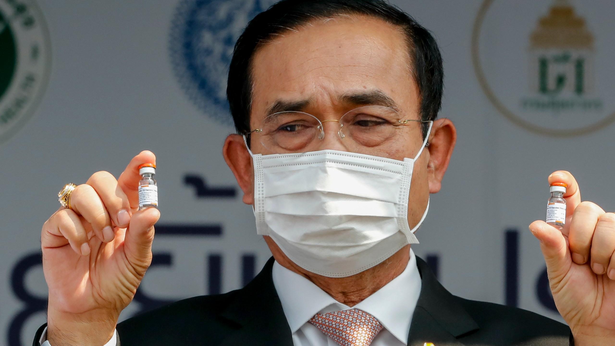 Prayuth Chan-ocha