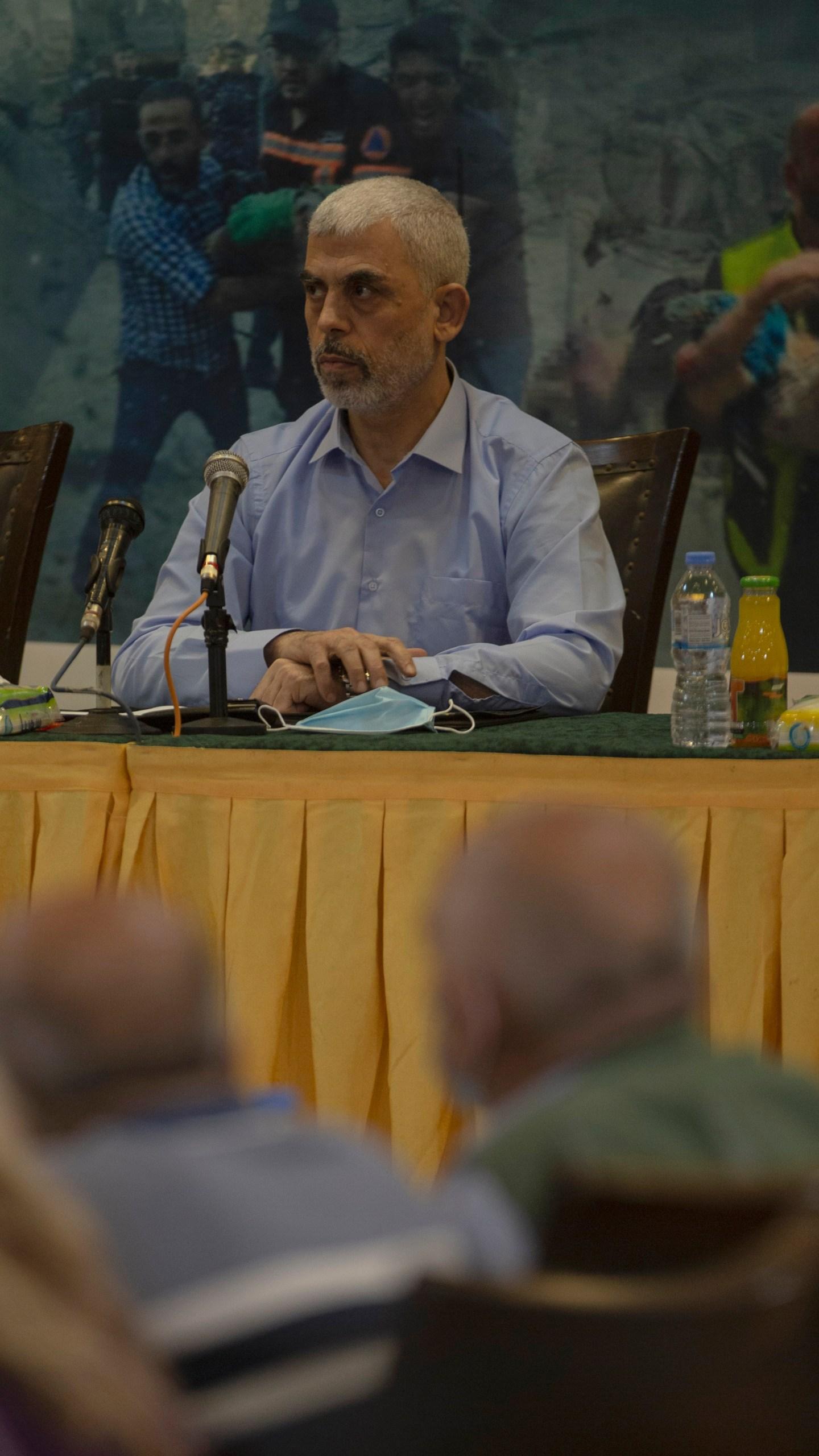 Yahya Sinwar