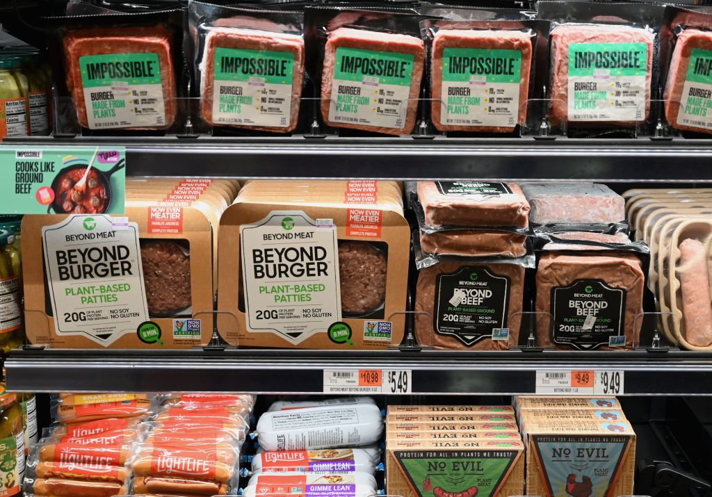 Texas lawmakers OK bill barring plant-based products from using 'meat' or 'beef' on packaging