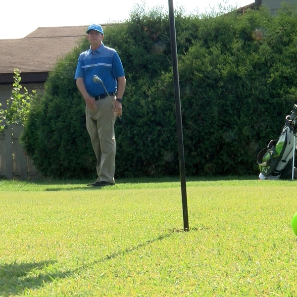 John Rose golf