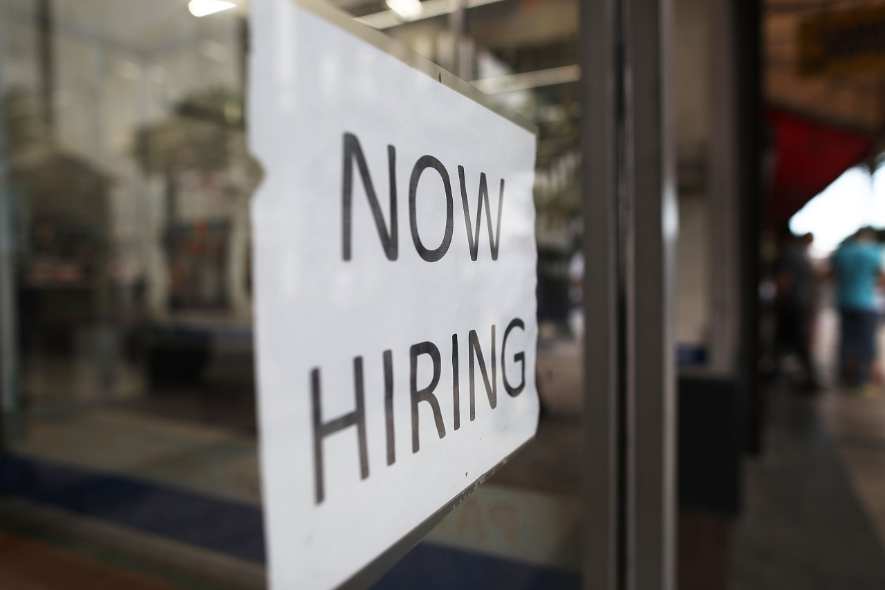 As job searches skyrocket, some companies ditching office space
