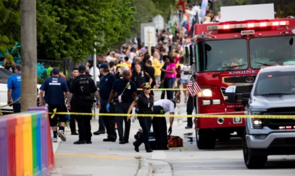 One dead, 1 injured after being hit by truck at Pride Parade