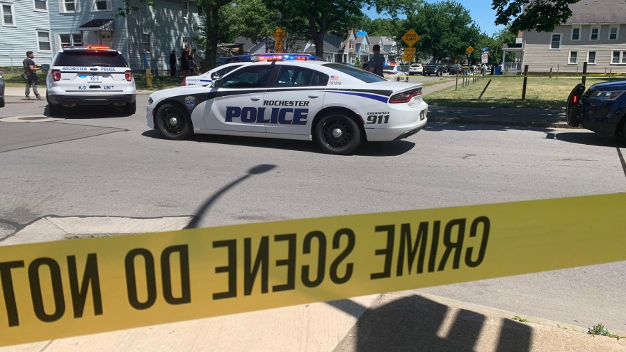 15-year-old in critical condition after shooting near Melville St. in RochesterPanagiotis ArgitisRochesterFirst