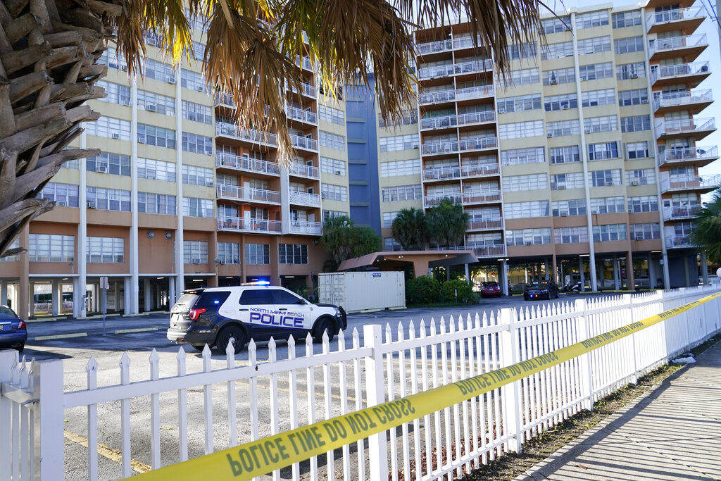 More buildings evacuated in South Florida one month after Surfside condo collapse