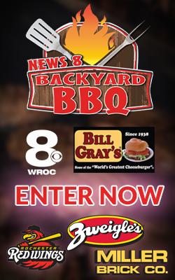 News 8's Backyard BBQ Contest! Enter Today