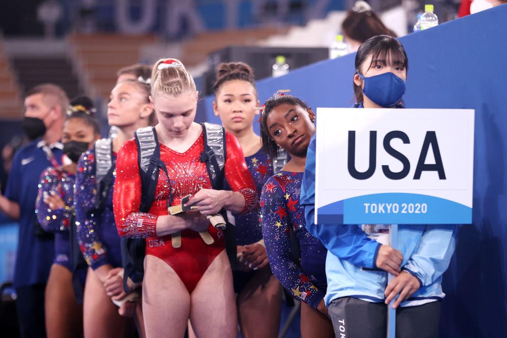 Teen gymnast hot Olympian McKayla