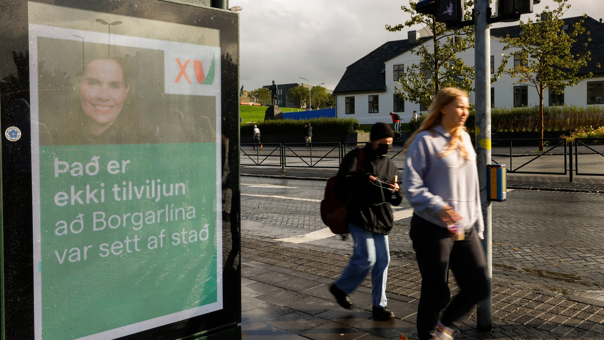 Iceland Pre-Election