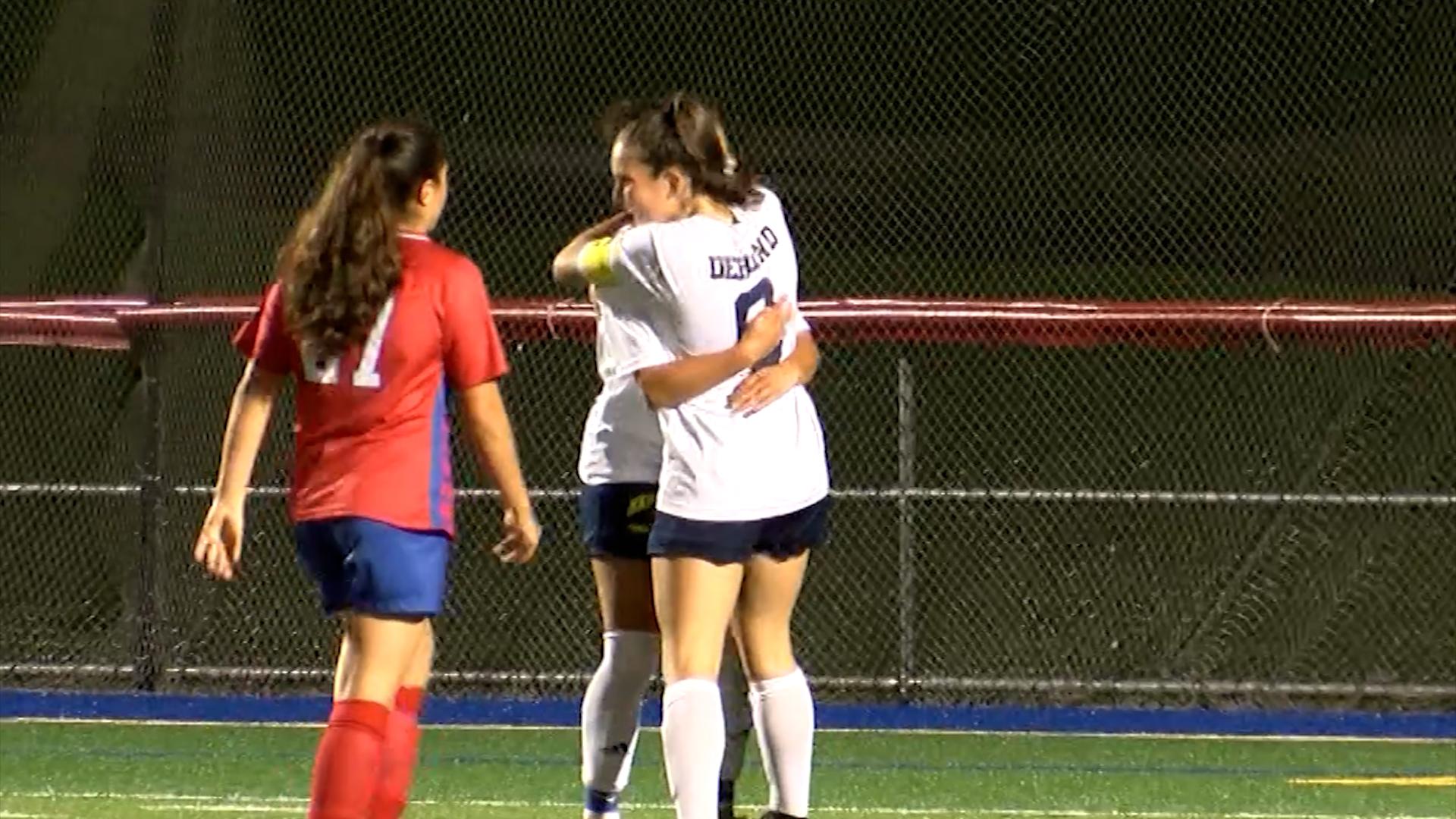 Spencerport girls soccer