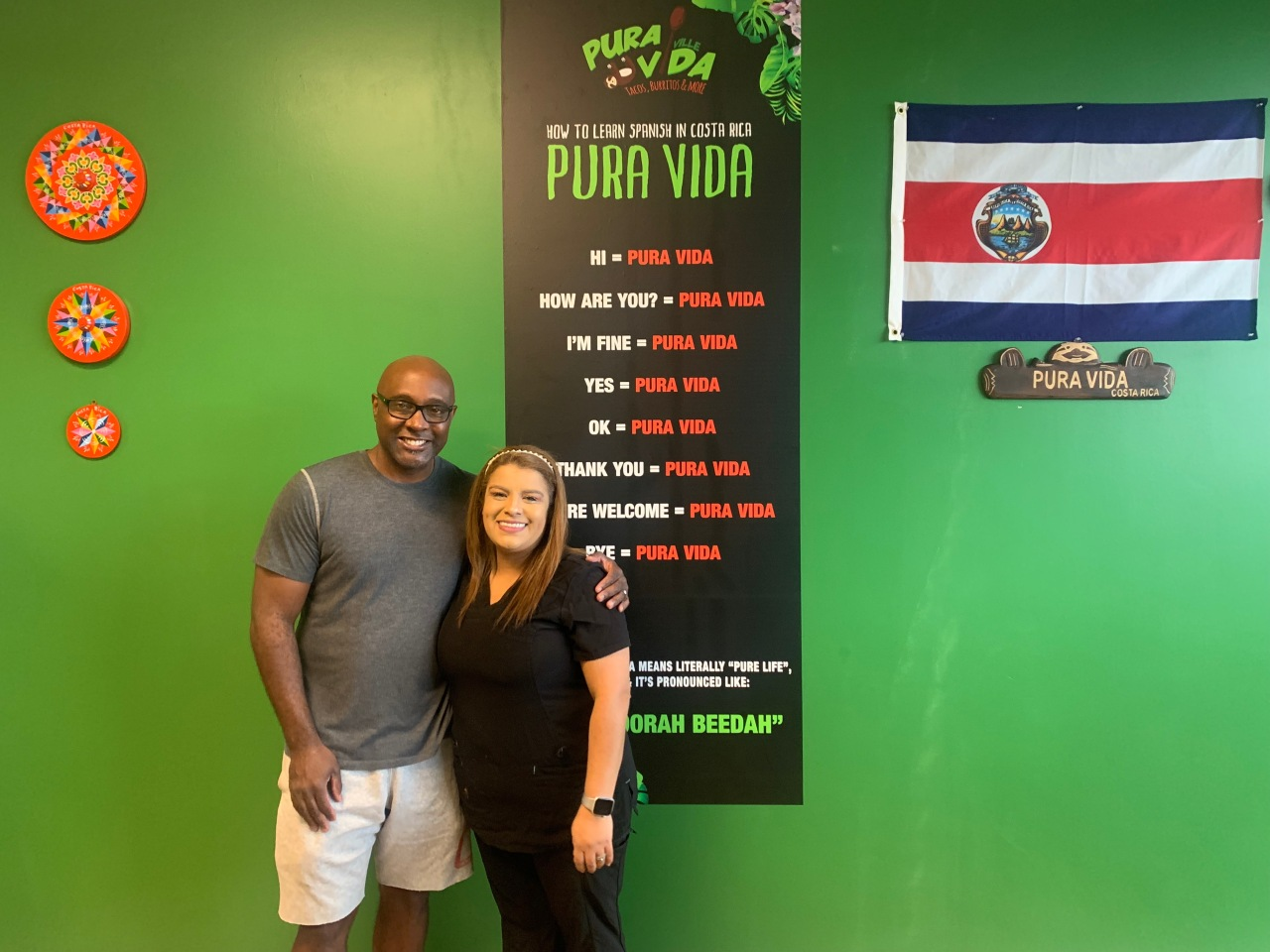 Hispanic Heritage Month: Local restaurant owner reflects after arriving in US with only $100