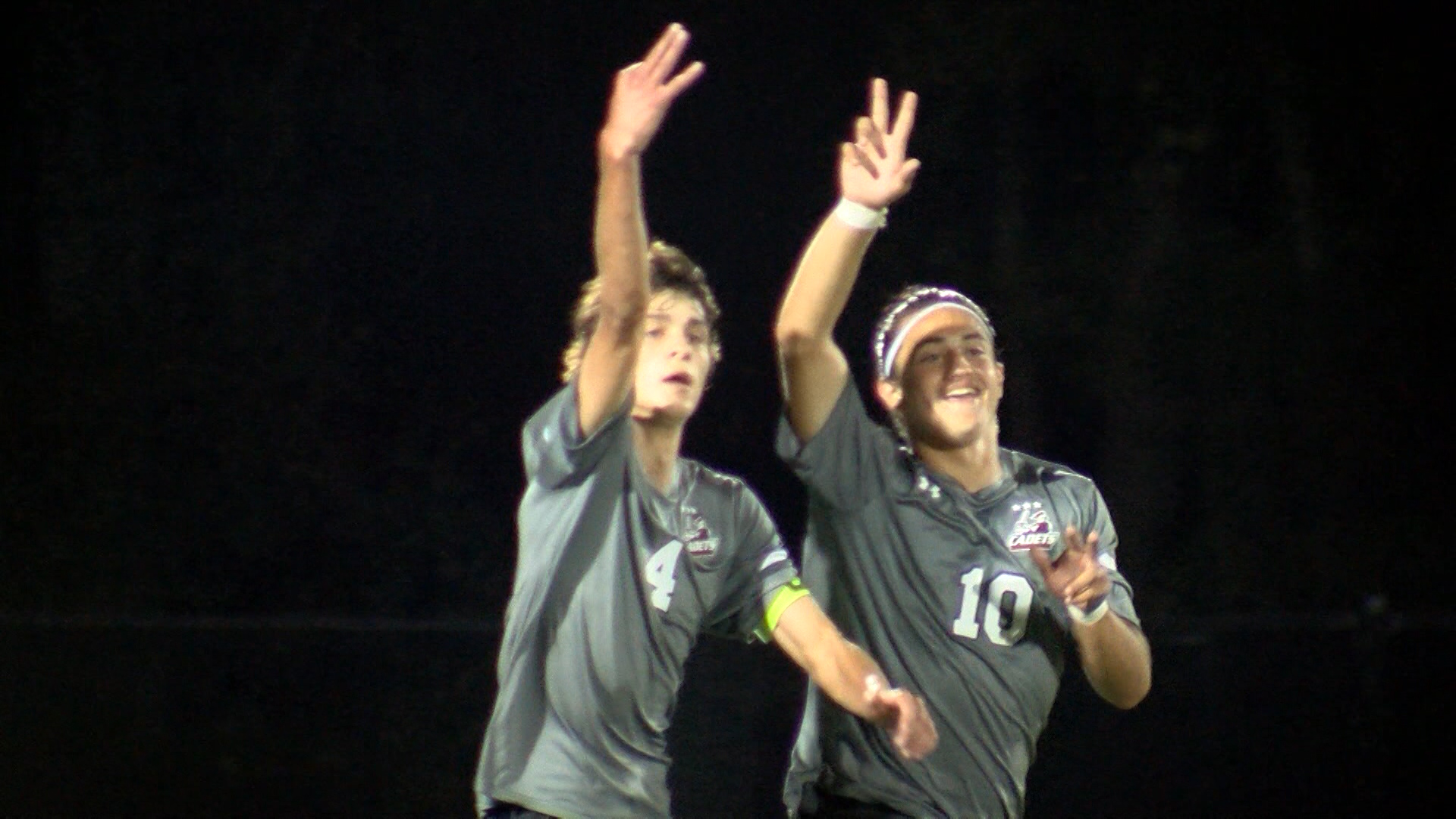 Cody Covuoto gets a hat trick as Hilton takes down Fairport 4-1