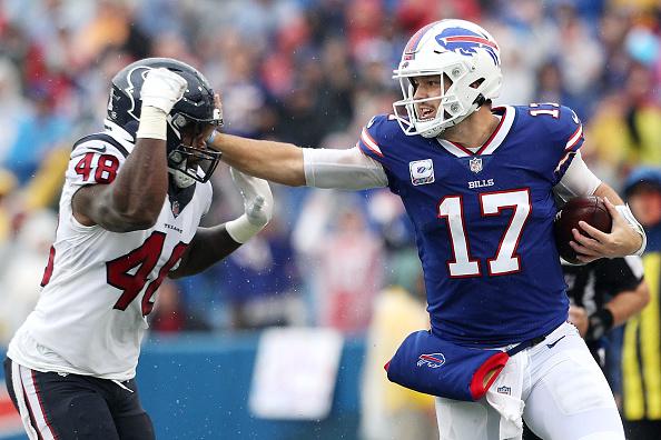 Bills take care of business with rainy win over TexansAJ FeldmanRochesterFirst